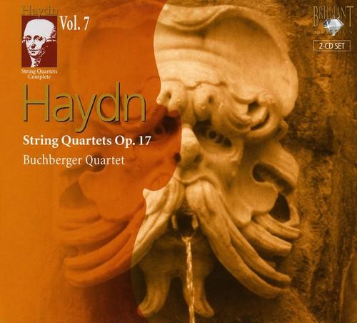 String Quartets Op. 17 Nos. 1-6