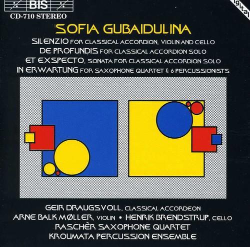 Silenzio: 5 Pieces for Classical Accordion