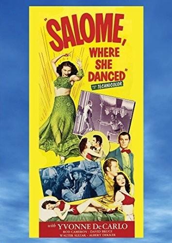 Salome-Where She Danced
