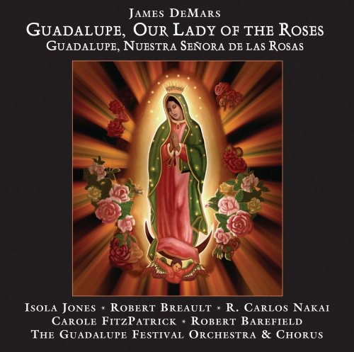 Guadalupe Our Lady of the Roses