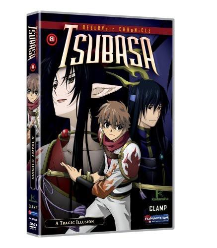 Tsubasa: Volume 8: A Tragic IllusionAtion