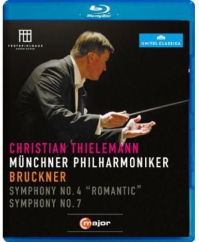 Symphonies Nos 4 & 7