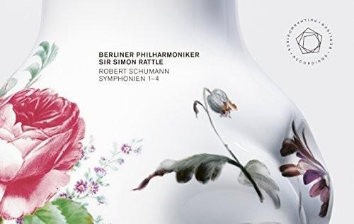 Symphonies 1-4 1841 Version