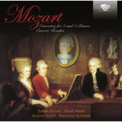 Concertos for 2 & 3 Pianos /  Concert Rondos