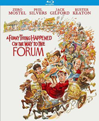 - Funny Thing Happened On The Way To The Forum