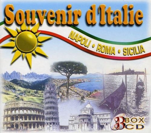 Souvenir D'italie: Napoli /  Various [Import]