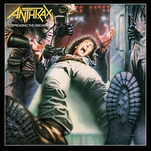 Anthrax - Spreading The Disease [2CD]