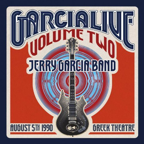 Garcialive, VOLUME 2 : August 5Th 1990 Greek Theater