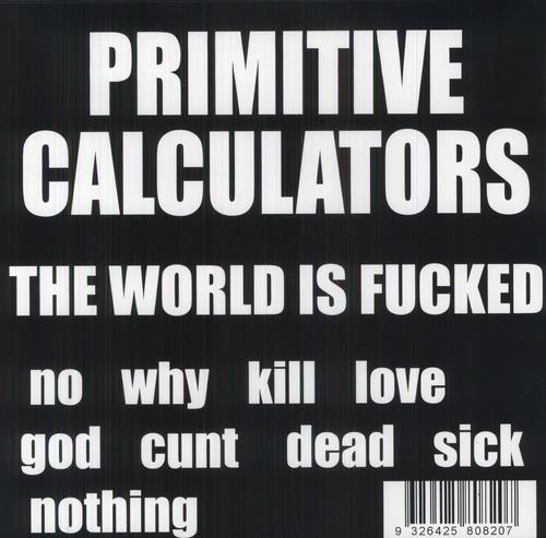 World Is F***ed