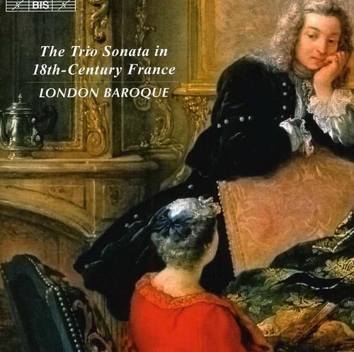 Trio Sonata in 18th Century France