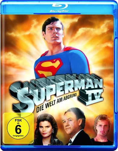 Superman Iv-The Quest for Peace (1987)