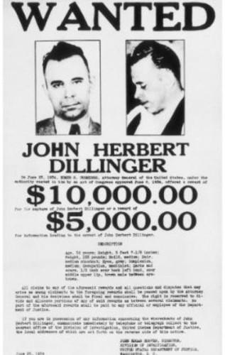Biography - John Dillinger