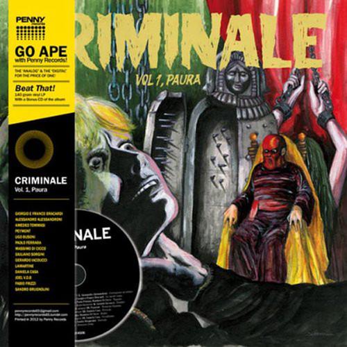 Criminale Vol. 1 - Paura
