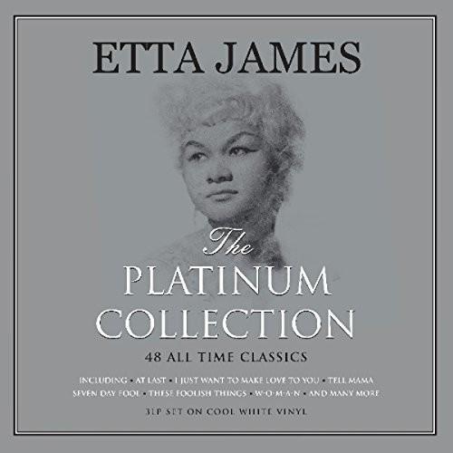 Etta James - Platinum Collection [Colored Vinyl] (Wht) (Uk)
