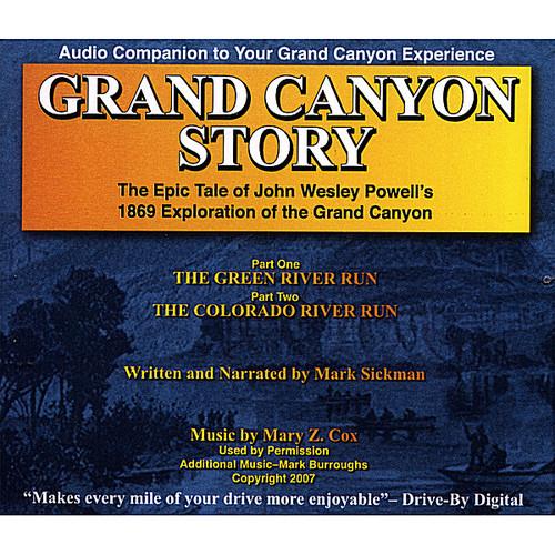 Sickman, Mark : Grand Canyon Story