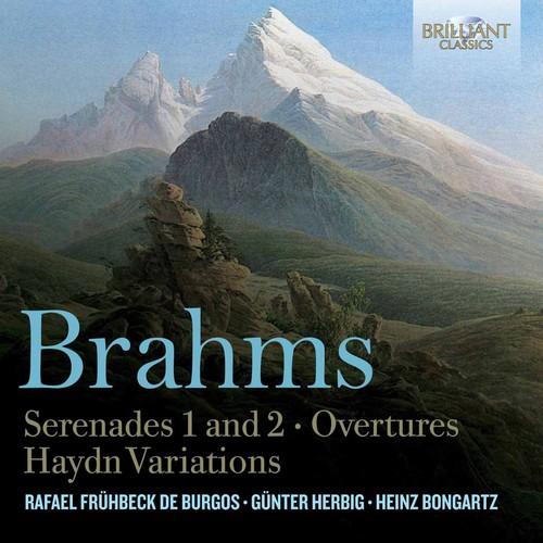 Serenades 1 & 2 - Overtures - Haydn Variations