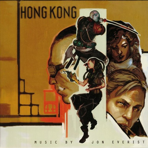 Shadowrun: Hong Kong (Original Soundtrack)