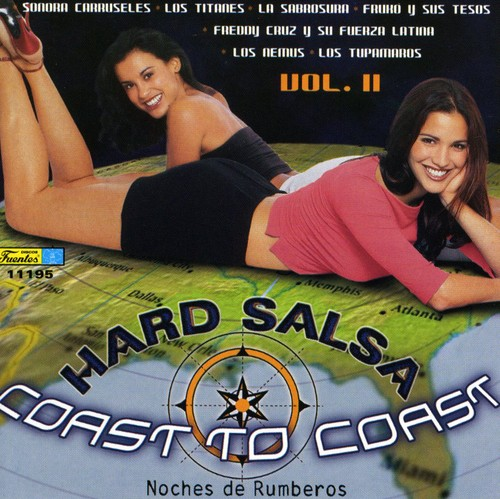 Hard Salsa Coast To Coast, Vol. 2