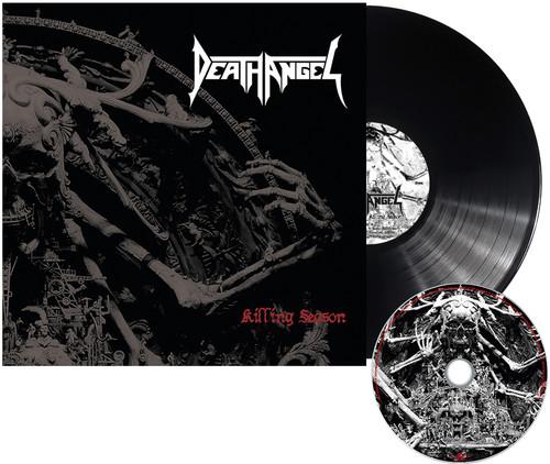 Death Angel - Killing Season [Import LP+CD]