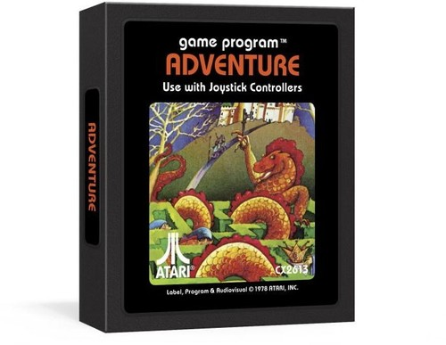 - Adventure: The Atari 2600 Game Journal