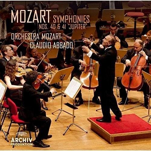 Mozart / Claudio Abbado - Mozart: Symphonies 40 & 41