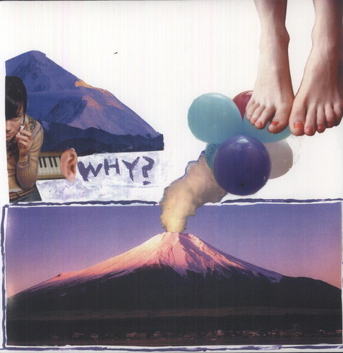 Why? - Elephant Eyelash [LP]