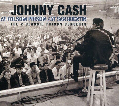 Johnny Cash-Prison Concerts
