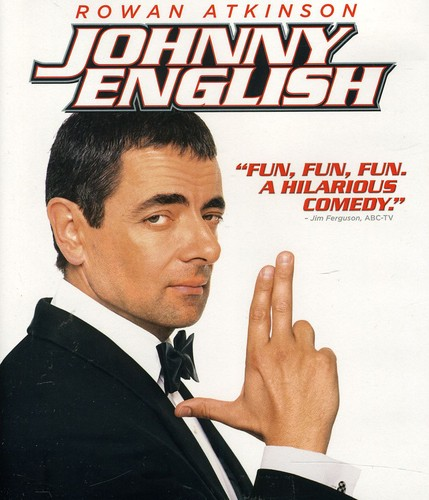 Johnny English [Movie] - Johnny English