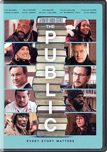 The Public [Movie] - The Public