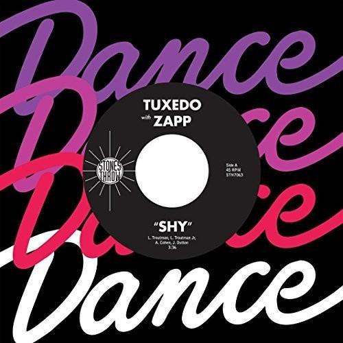 Tuxedo / Zapp - Shy [Vinyl Single]