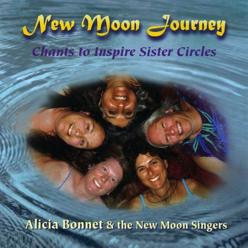New Moon Journey: Chants to Inspire Sister Circles