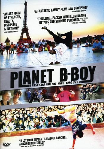Planet B-Boy - Planet B-Boy