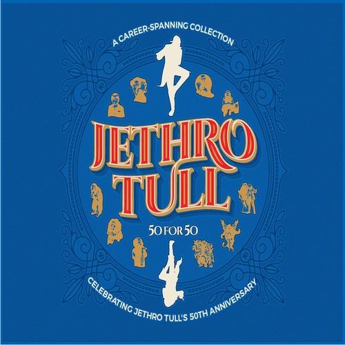 Jethro Tull - 50 For 50 [3CD]