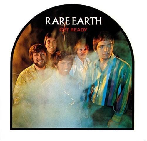 Rare Earth - Get Ready (Hol)