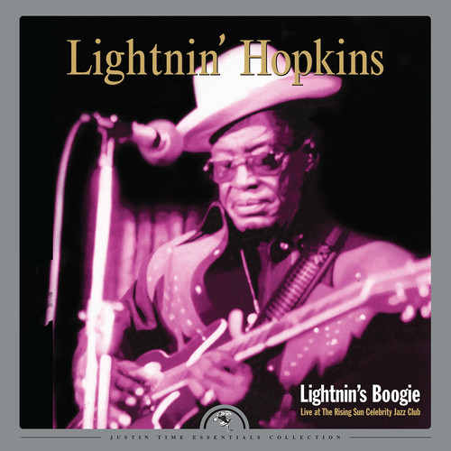 Lightnin's Boogie: Live At The Rising Sun Celebrity Jazz Club