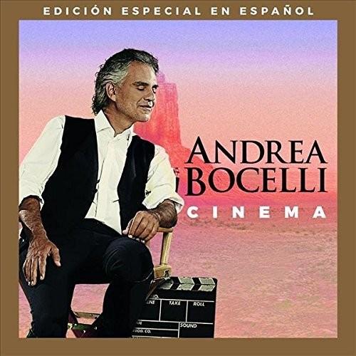 Andrea Bocelli - Cinema (Edicion Especial En Espanol) (Can)