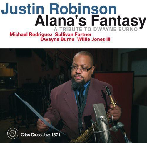Justin Robinson - Alanas Fantasy