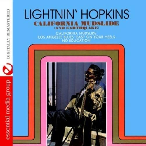 Lightnin' Hopkins - California Mudslide (And Earthquake)