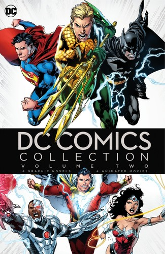DC Graphic Novel and DCU MFV Uber Collection: Volume 2