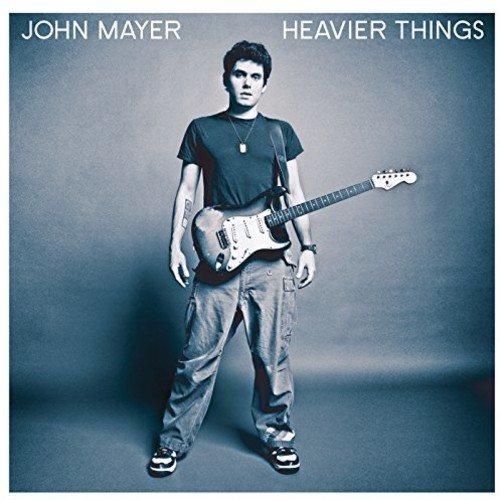 John Mayer - Heavier Things [Import LP]