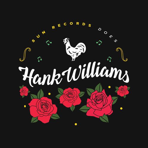 Various Artists - Sun Records Does Hank Williams [Indie Exclusive Limited Edition Transparent Yellow LP]