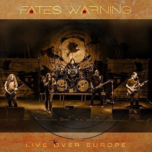Fates Warning - Live Over Europe [Import 3LP+2CD]