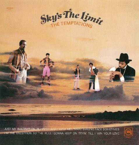 The Temptations - Sky's The Limit [Import Limited Edition]