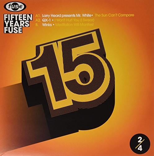 15 Years Fuse Sampler 2/ 4