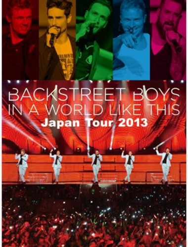 In a World Like This Japan Tour 2013 [Import]