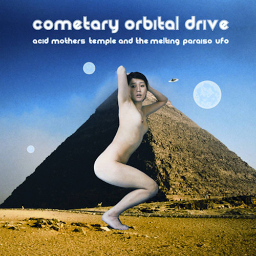 Cometary Orbital Drive