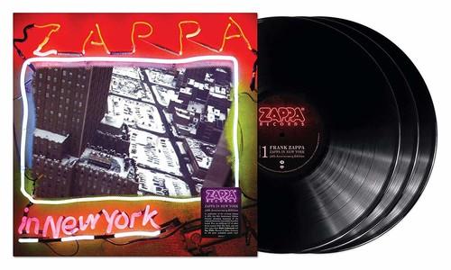 Frank Zappa - Zappa In New York (40th Anniversary) (Aniv)