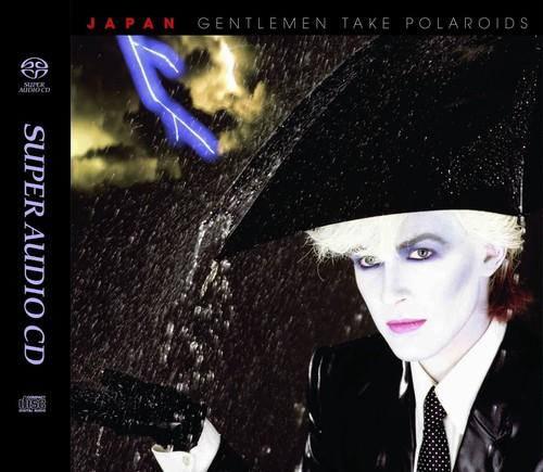 Japan - Gentlemen Take Polaroids (Hybrid-SACD)