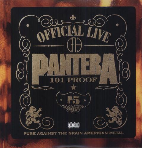 Pantera - Official Live [180 Gram]