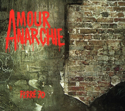 Amour Anarchie [Import]
